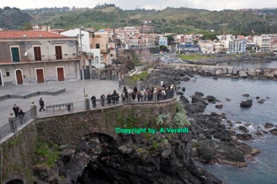 Aci Castello square