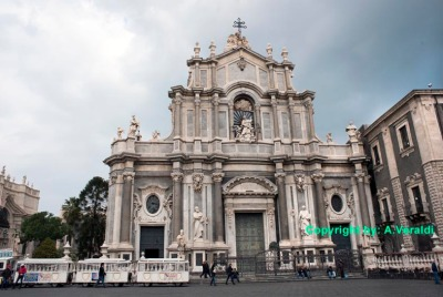 Catania: Cathedral of St. Agatha