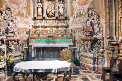 chapel of Saint Agatha