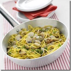 spaghetti-vongolas