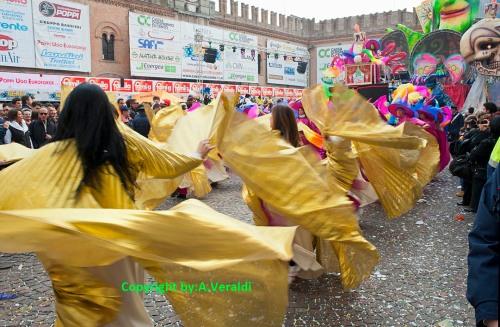 Carnival in Cento