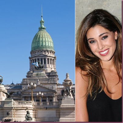 Buenos Aires and Belen Rodriguez