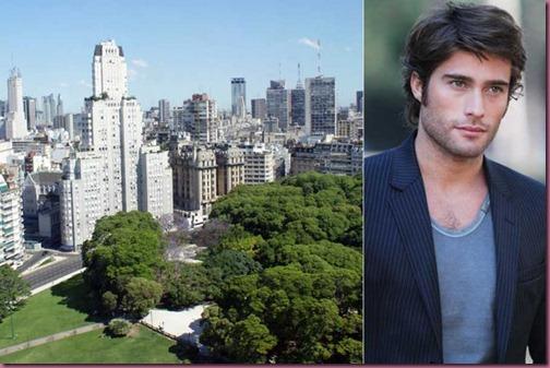Buenos Aires and Rodrigo Diaz