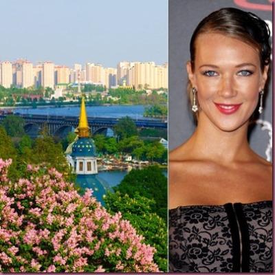 Kiev and Ludmilla Radchenko
