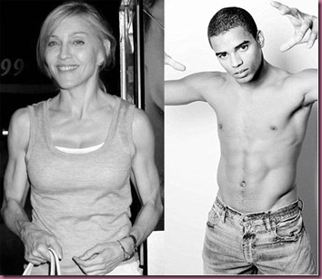 Madonna & Brahim Zaibat