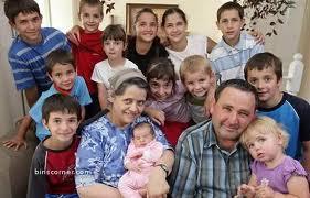 Valentina Vassilyeva family