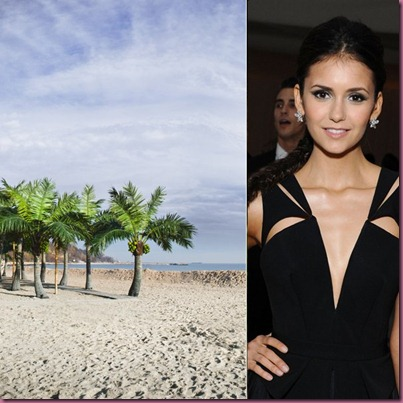 Varna and Nina Dobrev