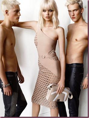 versace campaign