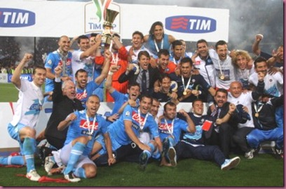 Napoli team