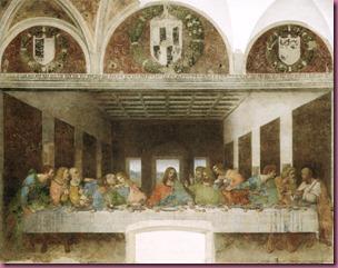 Leonardo,_ultima_cena_(restored)