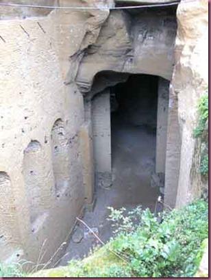 Cocceio cavern