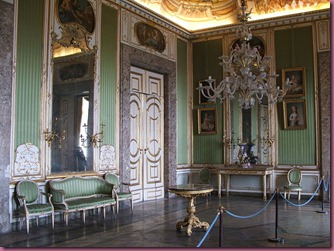 Royal Palace in Caserta