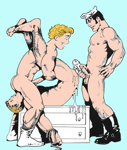 Gay Archie Cartoon Porn