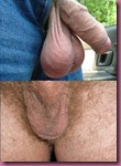 big and small scrotum
