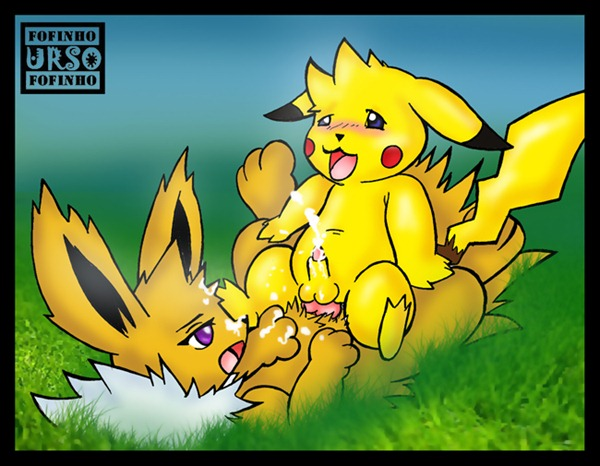 Pussy licking porn pikachu