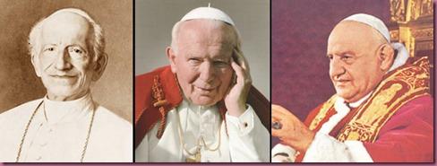 Precedenti Papi