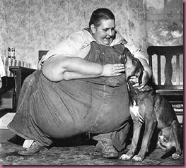 Robert Earl Hughes, over 1,000 pounds