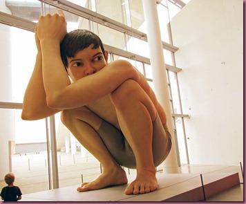 'Boy' - ARoS Aarhus Kunst Museum, Århus, Jutland, Denmark (new)