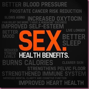 sex benefits