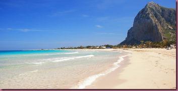 Spiaggia di San Vito lo Capo - Sicily