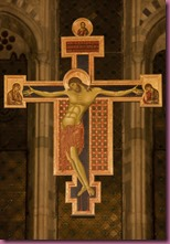 """wooden Crucifix"" by Cimabue"