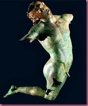 """""""Dancing Satyr"""", Mazara-del-Vallo-IV-sec.-a.C., Mazara-del-Vallo-IV-sec.-a.C."""