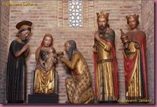 Statues in Basilica of Santo Stefano -  photo by  Giovanni Lattanzi www.giovannilattanzi.it