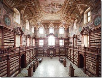 Library Girolamini