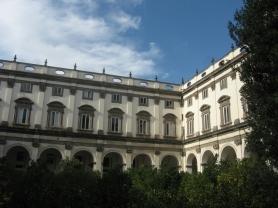 Girolamini cloister